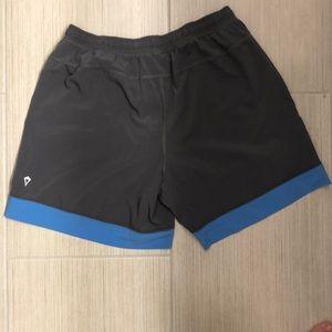 Gray Ivivva shorts size 14